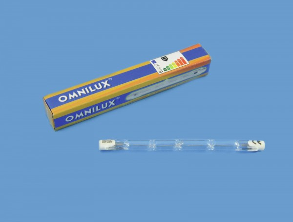 OMNILUX 230V/230W R7s 118mm Stabbrenner H