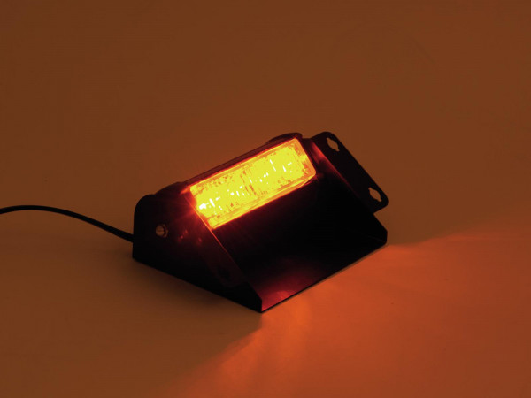 EUROLITE LED Polizeilicht PRO 12V amber High Power