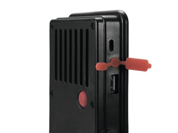 EUROLITE AKKU LED IP FL-10 COB SOS-Leuchte