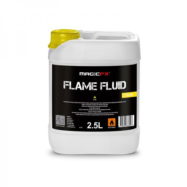 Flame Fluid Yellow 2,5l
