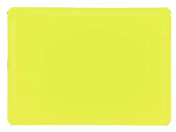 EUROLITE Dichro-Filter hellgelb, 258x185x3mm clear