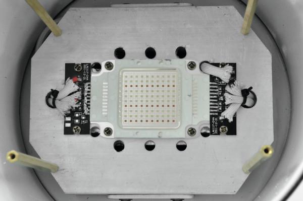 EUROLITE LED PAR-56 COB RGB 60W sw