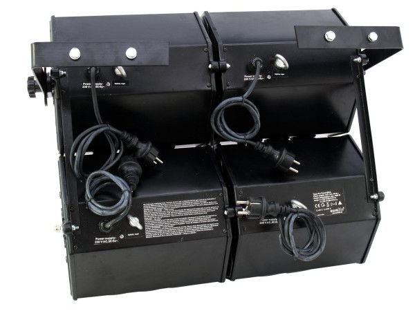 EUROLITE Pro-Flood 4000AC asym, R7s + Filterrahmen