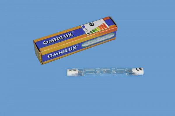 OMNILUX 230V/120W R7s 78mm Stabbrenner H