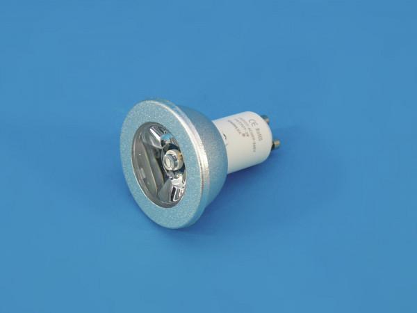 OMNILUX GU-10 230V 1x3W LED blau