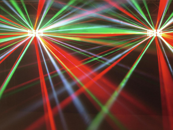 EUROLITE LED D-400 Strahleneffekt