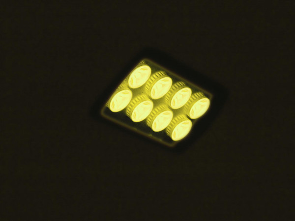 EUROLITE LED IP FL-8 gelb 30°