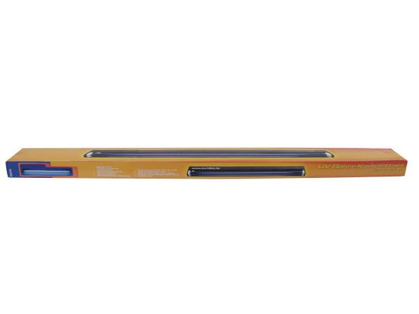 EUROLITE UV-Röhre Komplettset 120cm 36W metall sw