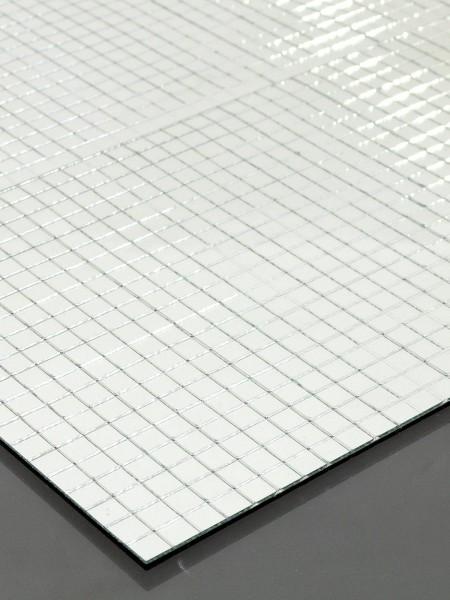 EUROLITE Spiegelmatte 200x200mm, Spiegel 10x10mm
