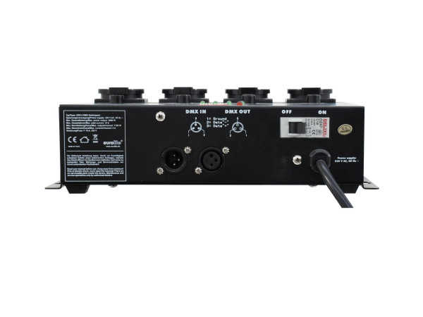 EUROLITE ERX-4 DMX Switchpack