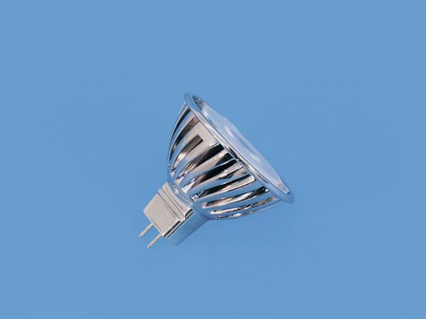 OMNILUX MR-16 12V GU-5,3 3W LED rot