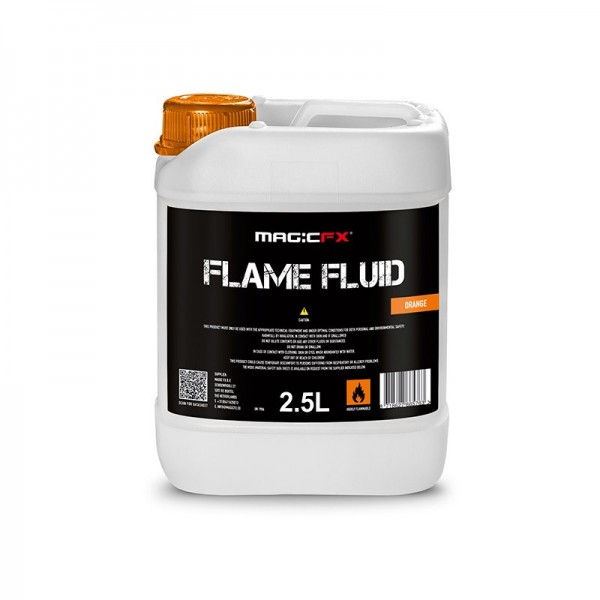Flame Fluid Orange 2,5l