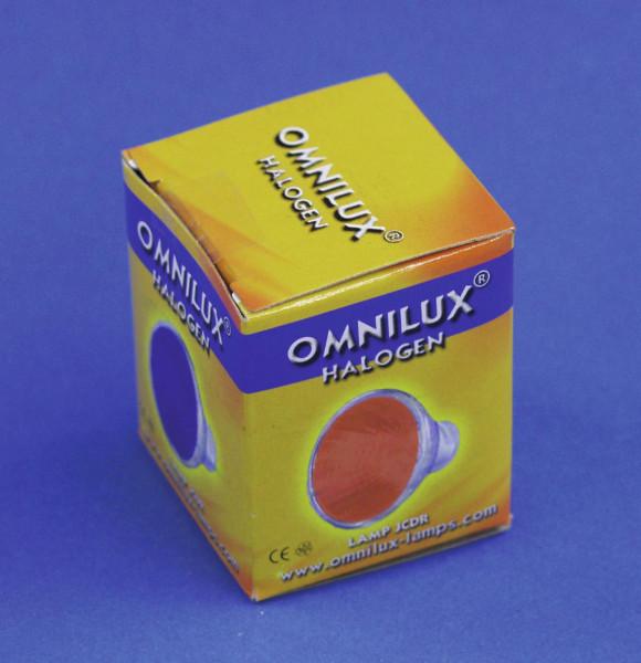 OMNILUX JCDR 230V/35W GX-5,3 1500h rot