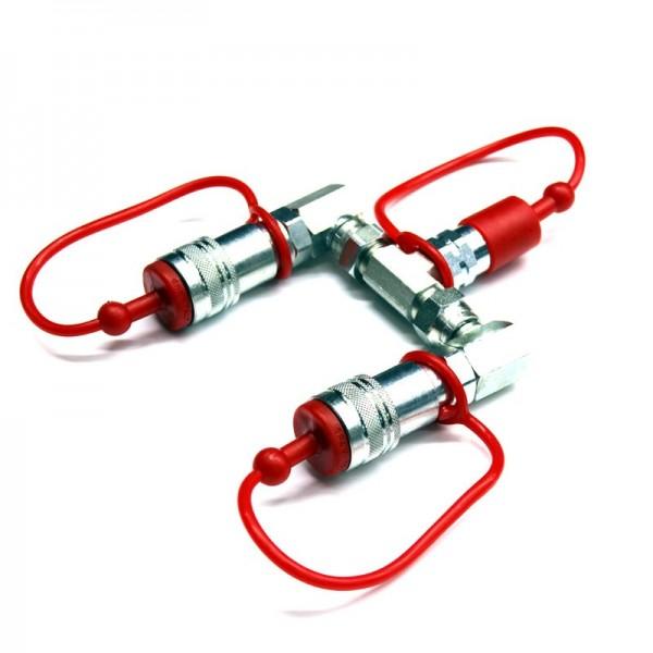 CO2 Splitter (1 bottle-2 devices)