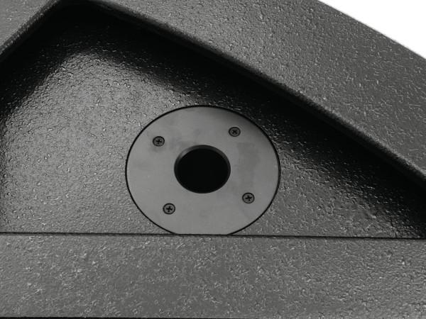OMNITRONIC KM-110A Aktiv-Bühnenmonitor, koaxial