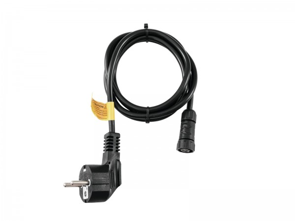 EUROLITE Netzanschlusskabel LED PFE-50, 1,5m, 230V