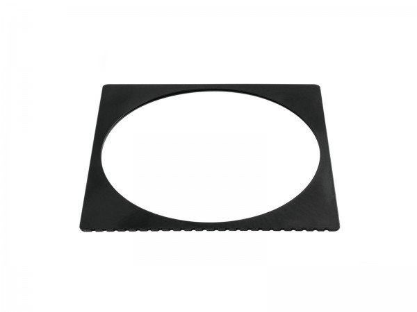 EUROLITE Filterrahmen 235 x 235 mm sw