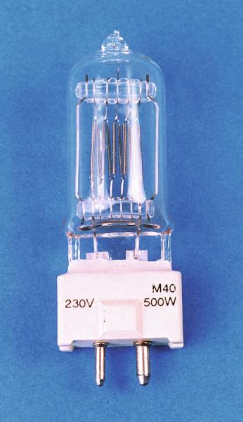 GE M40 240V/500W GY-9,5 2000h