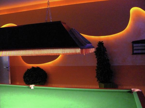 EUROLITE RUBBERLIGHT LED RL1-230V gelb 44m