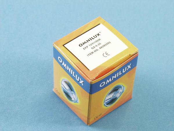 OMNILUX EFP 12V/100W GZ-6,35 50h