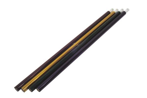 ACCESSORY Farbfolienrolle 124 dark green 122x762cm
