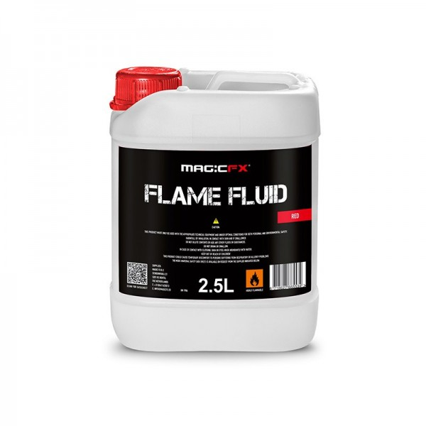 Flame Fluid Red 2,5l