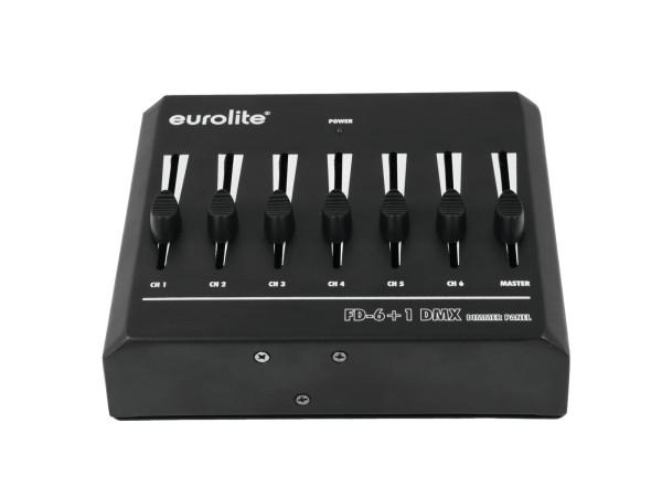 EUROLITE FD-6+1 DMX Dimmer Panel