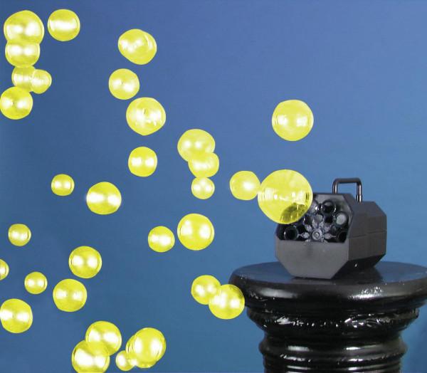 EUROLITE UV-Seifenblasenfluid 5l gelb