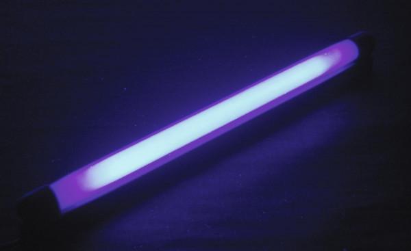 EUROLITE UV-Röhre Komplettset 45cm 15W slim