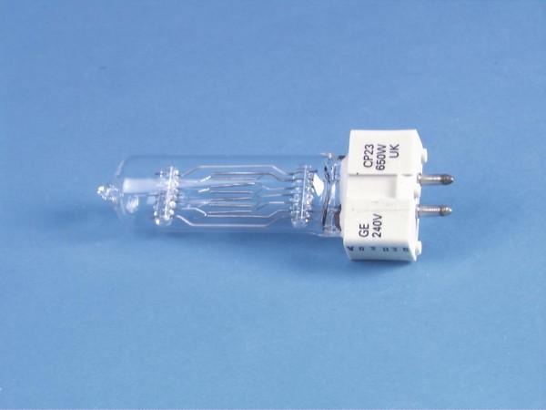 GE CP23 240V/650W GX-9,5 100h 3200K