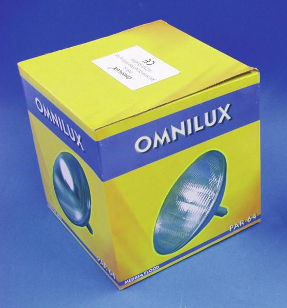 OMNILUX PAR-64 240V/500W GX16d MFL 300h T