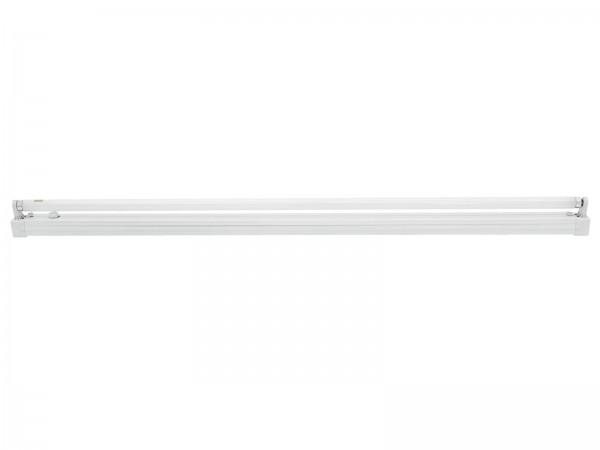 EUROLITE Fassung mit Leuchtstoffröhre 120cm 36-40W
