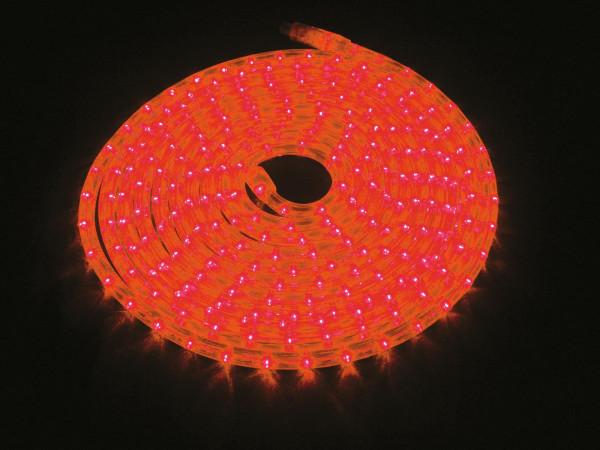 EUROLITE RUBBERLIGHT LED RL1-230V rot 9m