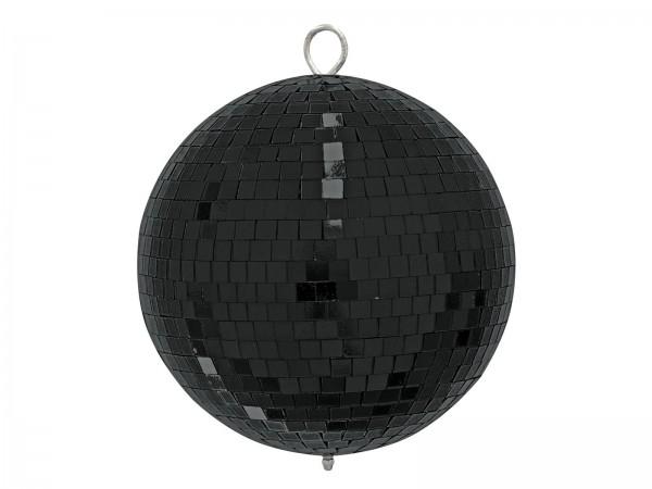 EUROLITE Spiegelkugel 20cm schwarz