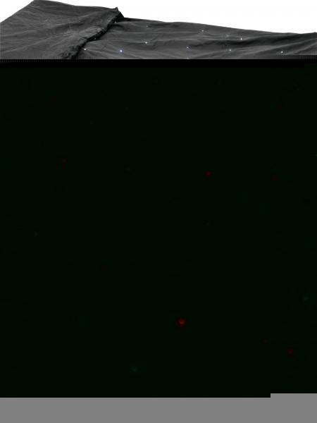 EUROLITE CRT-190 LED-Vorhang 6x4m