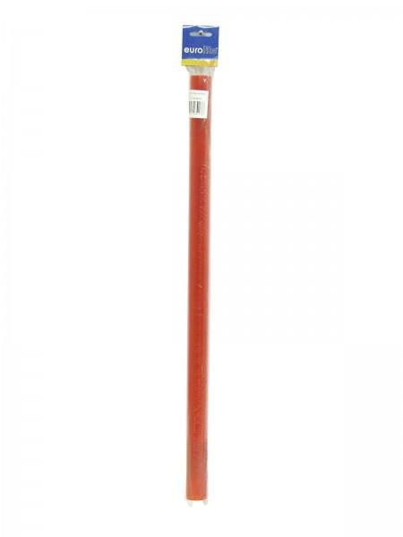 EUROLITE Farbrohr für T8 Neonröhre, 59cm rot