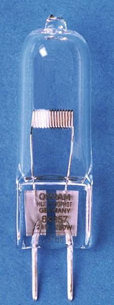 OSRAM 64657HLX EVC M33 24V/250W G-6,35