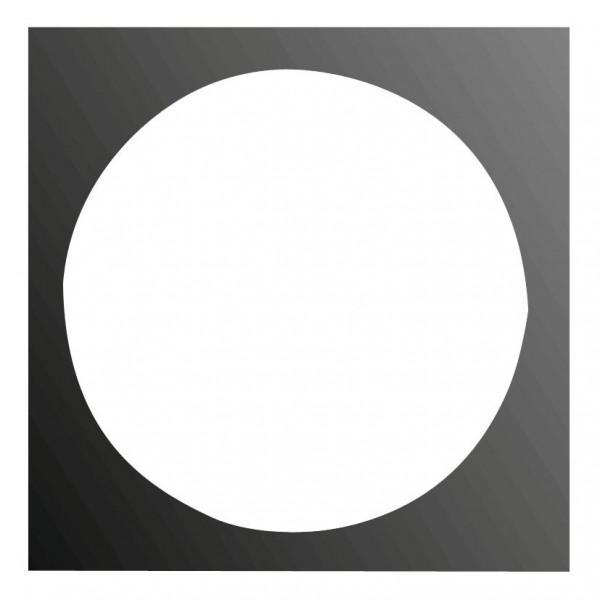 EUROLITE Filterrahmen PAR-46 Spot sil