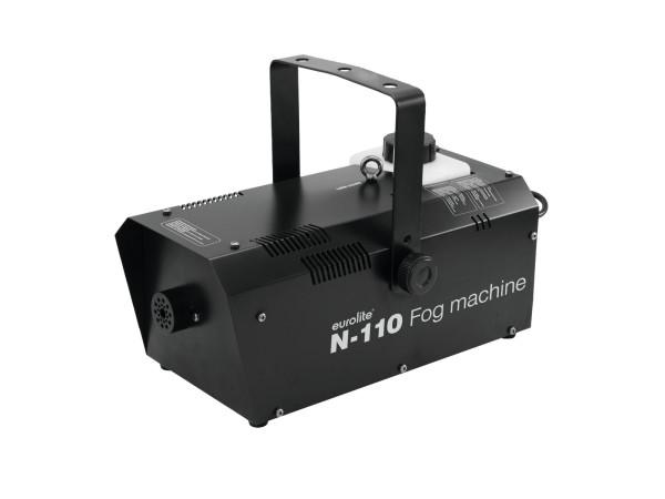 EUROLITE N-110B Nebelmaschine schwarz