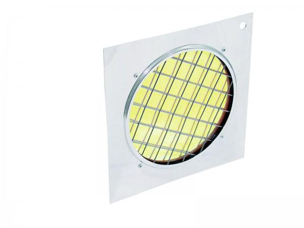 EUROLITE Dichro-Filter gelb, Rahmen silber PAR-56