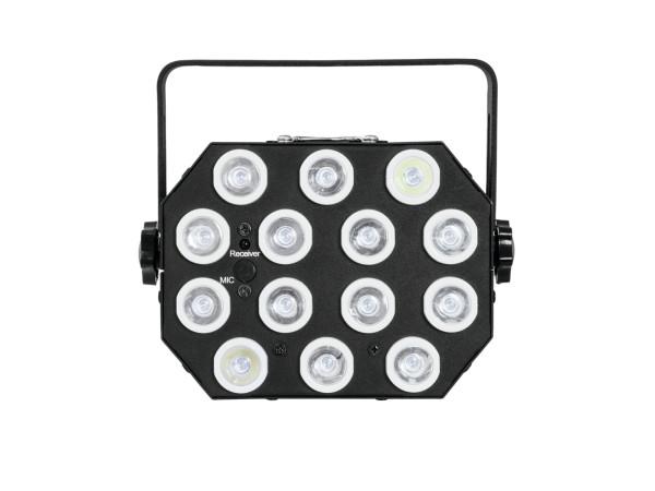 EUROLITE LED PS-46 RGB 14x1W Flash Spot