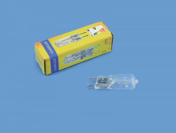 OMNILUX JCD 240V/28W G-9 2000h 2800K clear