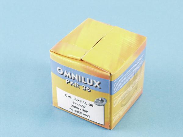 OMNILUX PAR-36 6,4V/30W G-53 VNSP 200h