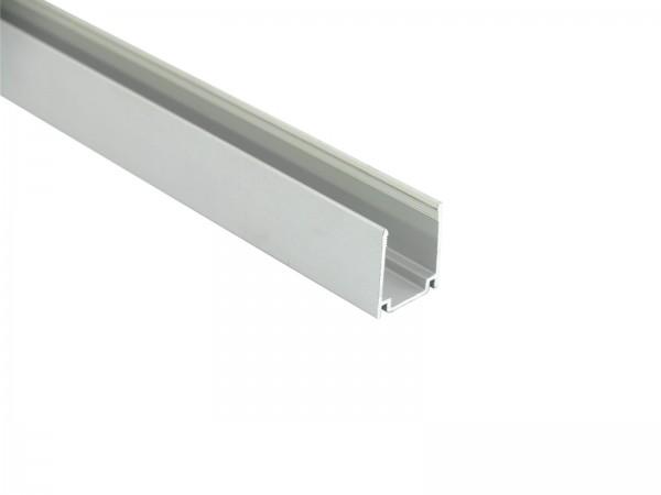 EUROLITE LED Neon Flex Aluminiumkanal 2m eloxiert